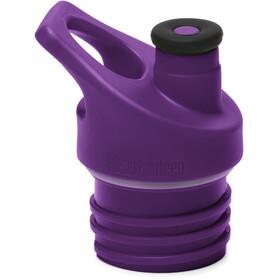 Klean Kanteen Kid Couvercle Sport 3.0 pour bouteilles Classic, dark purple